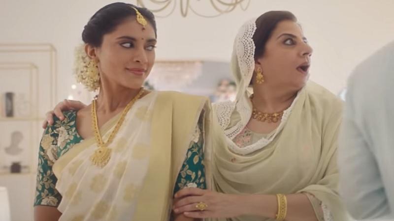 मुस्लिम परिवार की गर्भवती हिन्दू बहू और गोदभराई: Tanishq का नया 'सेक्युलर' वीडियो