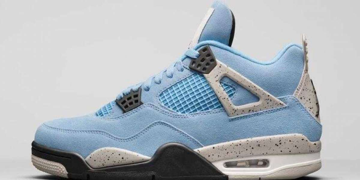 Air Jordan 4 College Blue to Release on March 6, 2021
