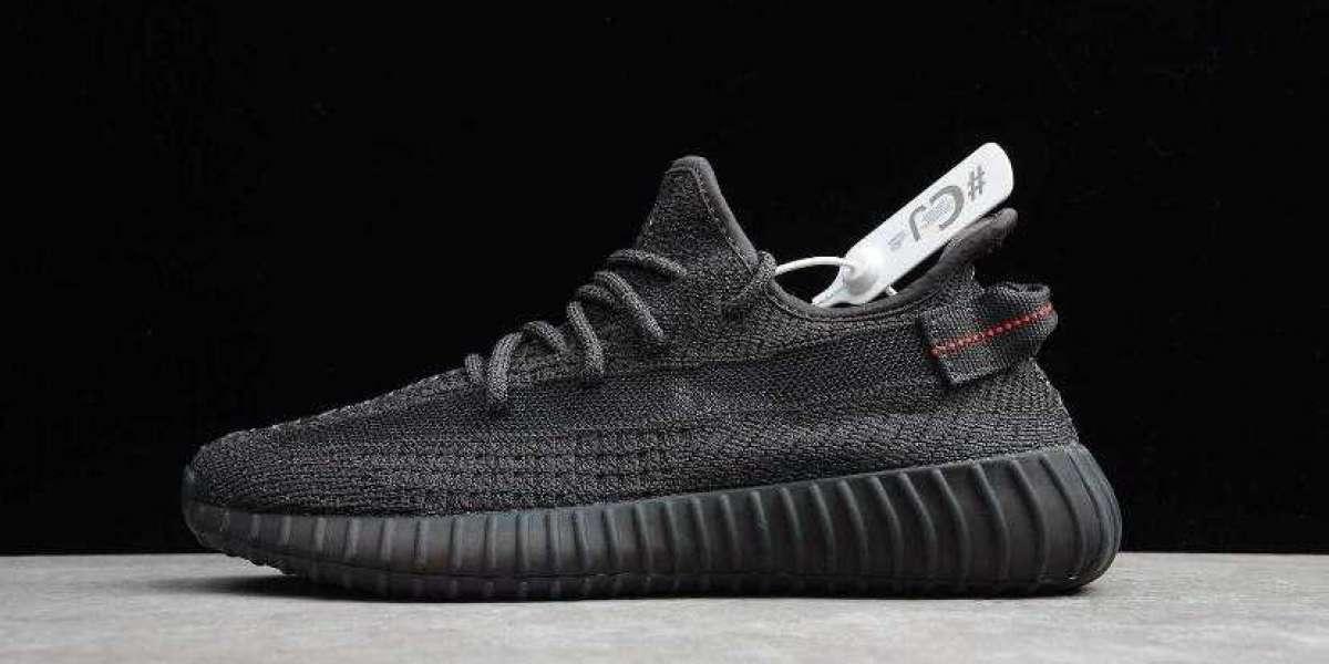 Where to Buy Stylish Adidas Yeezy Boost 350 V2 Black Reflective ?