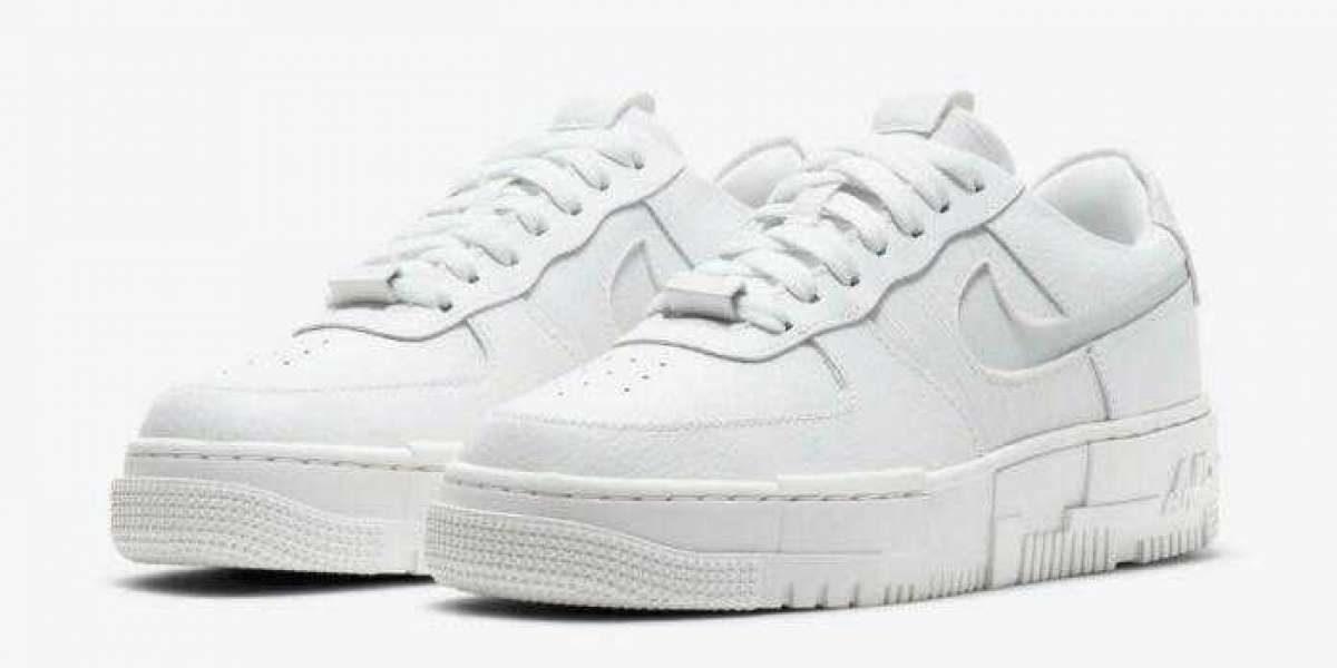 Nike Air Force 1 Pixel Summit White 2021 New Selling Shoes