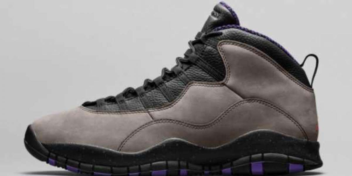 2021 Nike Retro Air Jordan 10 Dark Mocha CT8011-200