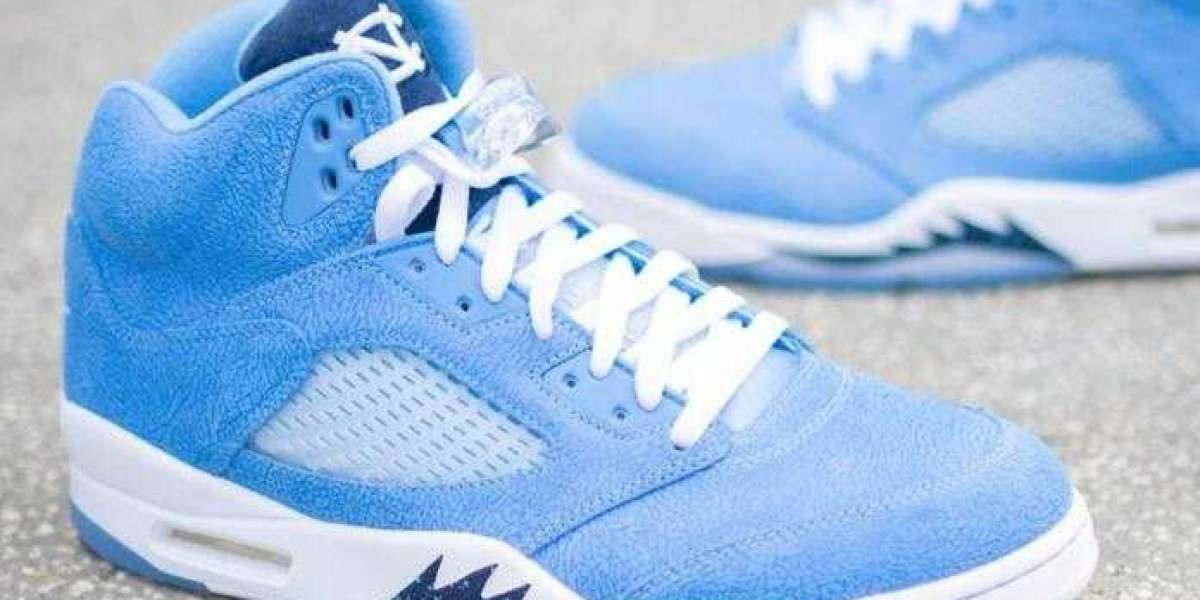 New Brand Air Jordan 5 UNC PE Plan to Arrive this Spring