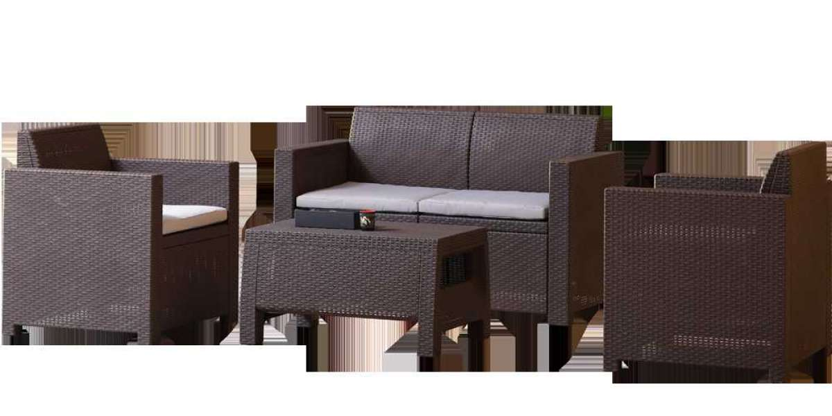 Key Steps to Clean Indoor and Outdoor Corner Sofa