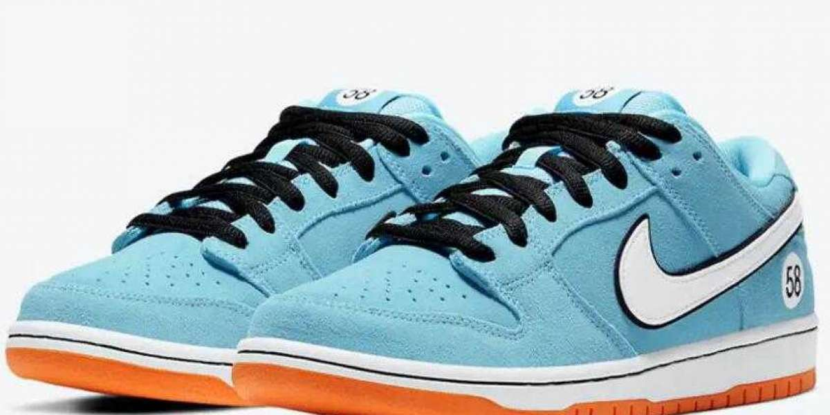 Where to Buy Hot Nike SB Dunk Low Gulf Club 58 Running Shoes ?