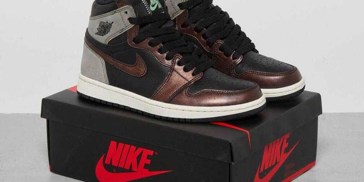 "Newly Air Jordan 1 ""Patina"" Set to Arrive On March 13th"