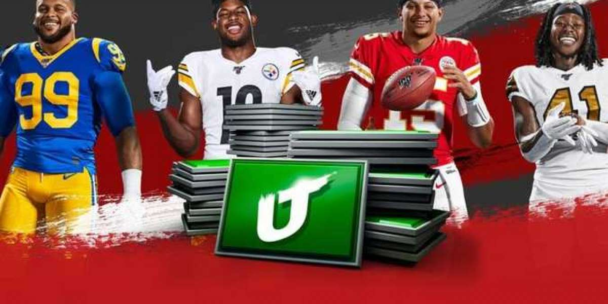 Football fans are speculating about Madden 22 information