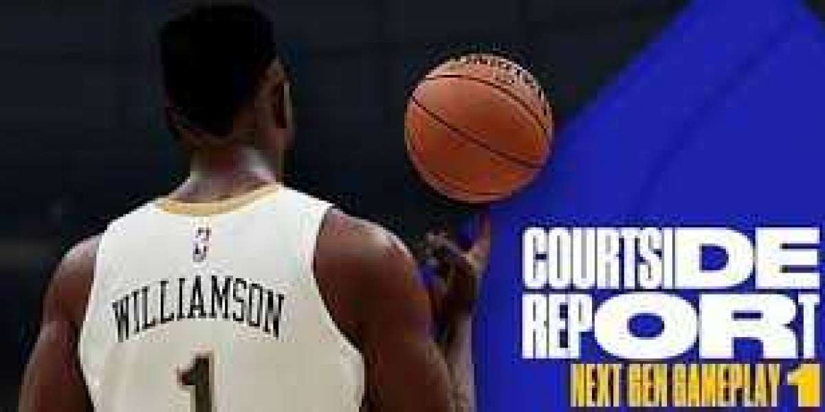 Is Zion Williamson perspiration his suit or perspiration in NBA2K21 on PS5?