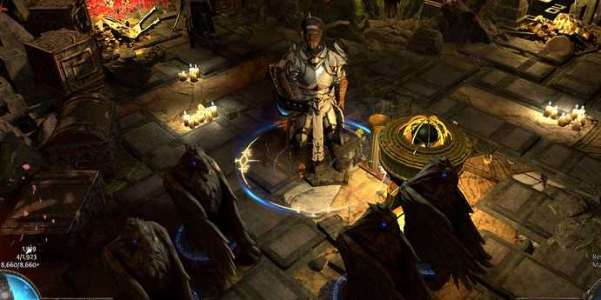 Developers are currently not thinking about developing Path of Exile Mobile