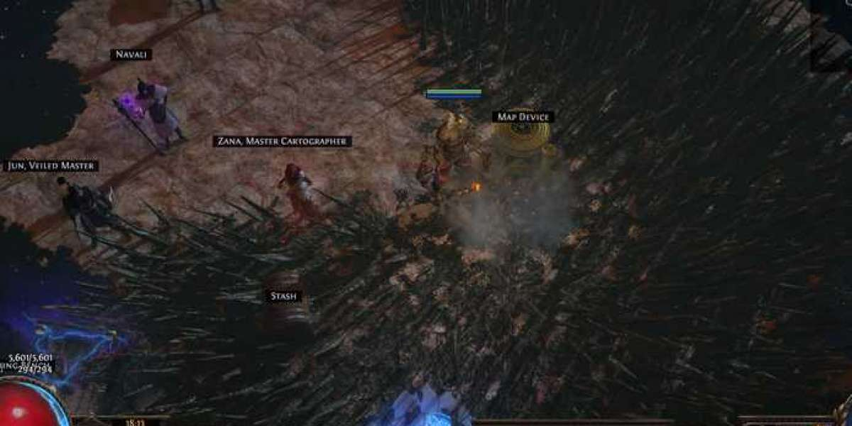 Path of Exile 3.14.1 patch point out improvements in Ultimatum