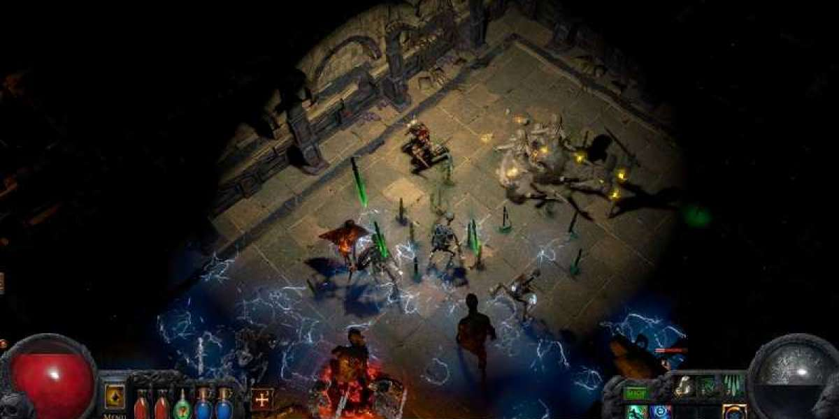 The Ultimatum expansion pack introduces a trial of chaos to Path of Exile