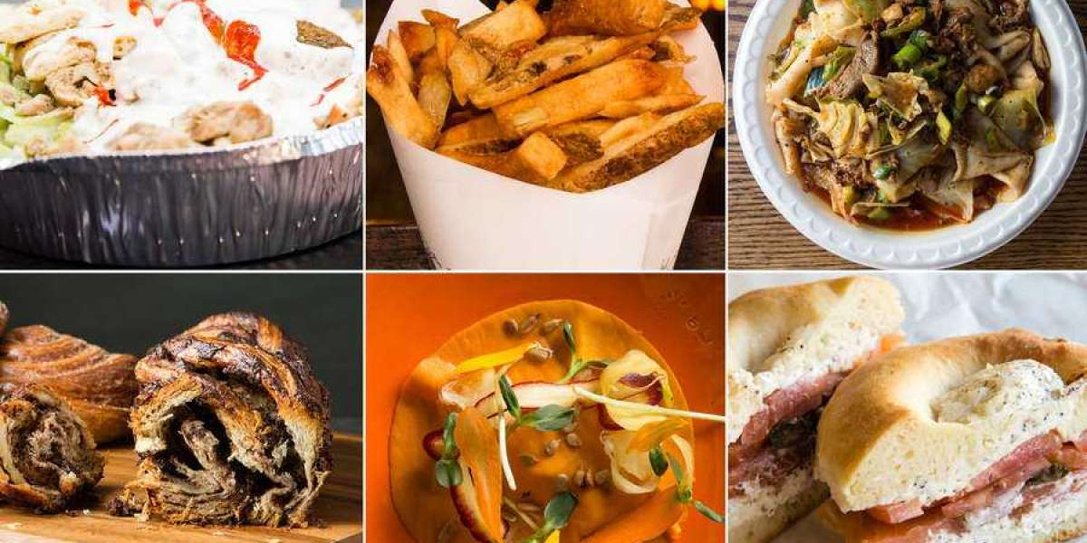 Typical New York dishes and their curiosities