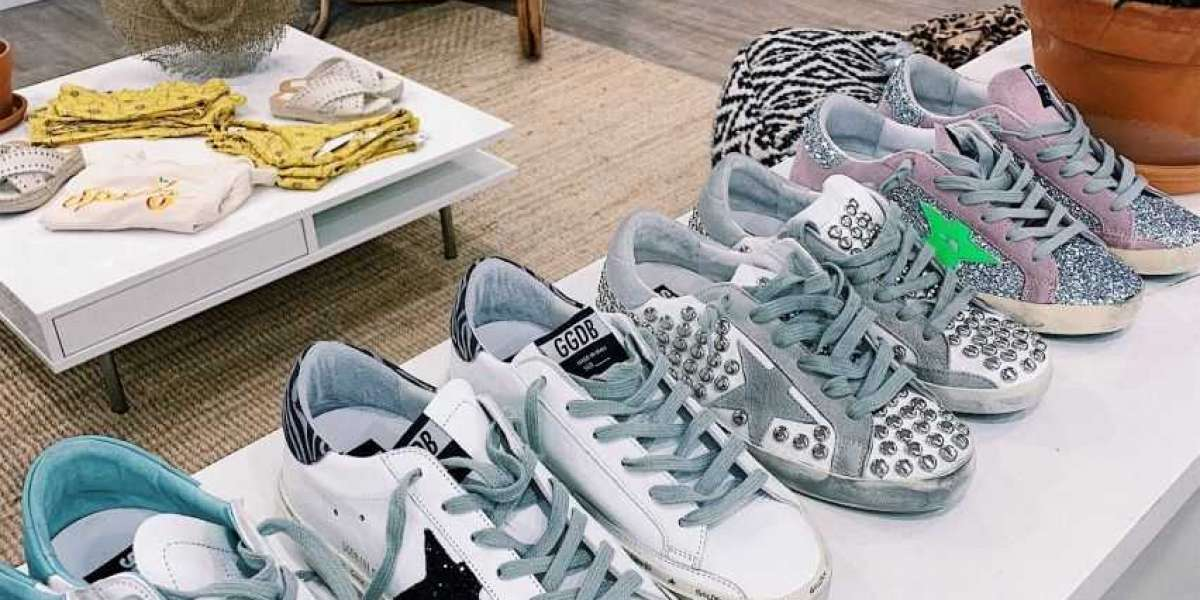Golden Goose Shoes tab